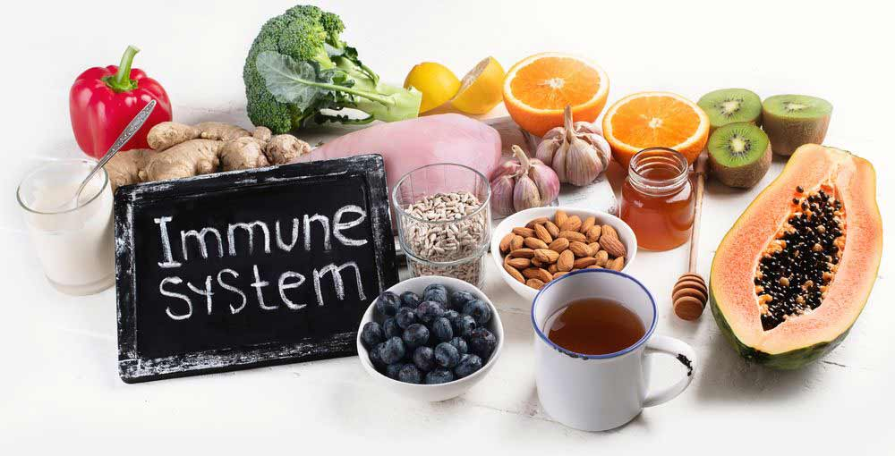 boosting the immune system