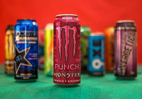 Common Energy Drinks Containing Plant Extracts