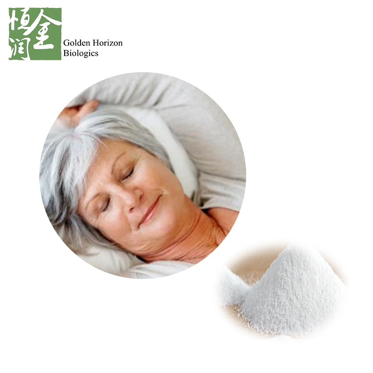ISO Certified Melatonin Powder Natural Sleep Support