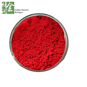 Whosale Natural Food Coloring Cochineal Extract in Food Carminic Acid 50%