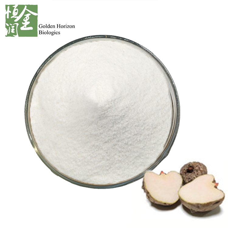 Konjac Root Extract 90% Glucomannan Powder Weight loss Konjac Flour Powder