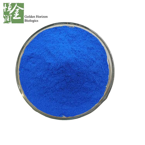 Manufacturer Supply 100% Natural Pigment Blue Spirulina Extract Phycocyanin