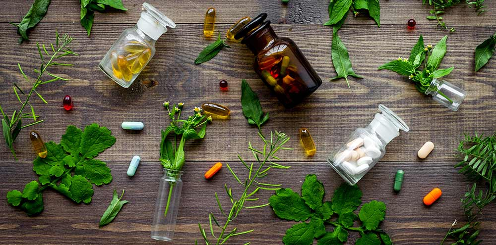 Herbal Supplement Processing