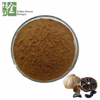 Supplier Natural Black Garlic Extract Antibiotic Allicin Powder