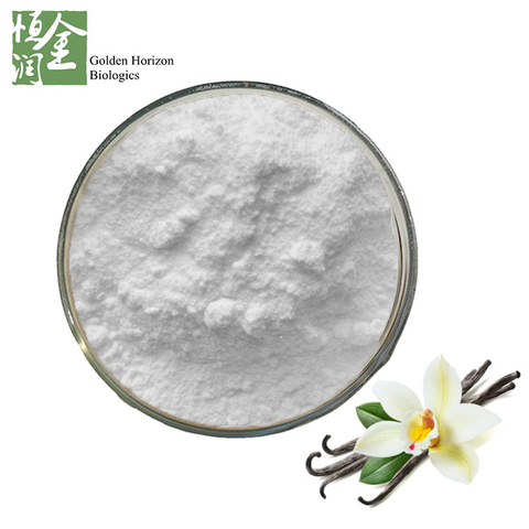 Supply High Quality Vanillin with CAS No 84650-63-5 for Food Ingredients
